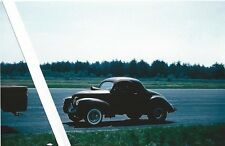 1960s Drag Racing-1937 Willys Coupe-A/Gas Supercharged