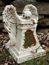 Weeping Angel Memorial Statue Yard Garden Decor
