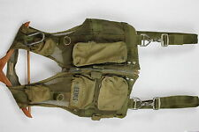 Helicopter and Aircrew Harness Made From a Survival Vest Identified