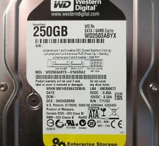 "Western Digital WD2503ABYX-01WERA2 WD RE4 64MB 3.5"" 250gb Sata hard drive"