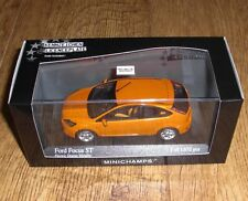 Minichamps - Ford Focus ST Mk2, Electric Orange Met. - Ltd Ed of 1632 - 1/43 NEW