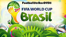 2014 World Cup QF Brazil vs Colombia DVD