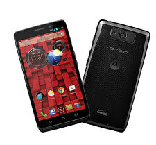 New Black Motorola DROID Maxx XT1080M 32GB 10.0MP 4G LTE Unlocked Mobile Phone