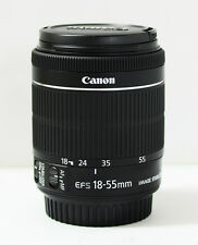 Used Canon EF-S 18-55mm F3.5-5.6 IS STM Zoom Lens