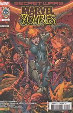 SECRET WARS MARVEL ZOMBIES N° 1 Marvel France Panini comics