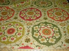 """~BTY~""""PEABODY SPICE SUZANI """"BOHEMIAN~DRAPERY UPHOLSTERY FABRIC FOR LESS~"""