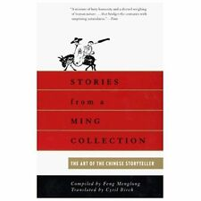 Stories from a Ming Collection: The Art of the Chinese Storyteller, , Good Book