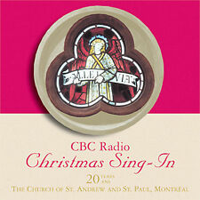 CBC Radio Christmas Sing-in, New Music