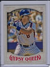 GARY CARTER 2016 Topps Gypsy Queen SHORT PRINT BASE CARD New York Mets SP #320