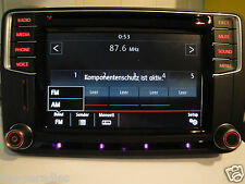 VW T6 CADDY 2016 RADIO COMPOSITION MEDIA 5K7035200D