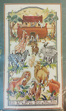 Bucilla Noahs Ark Cross Stitch Kit 40632 Nancy Rossi 10 x 18 SEALED