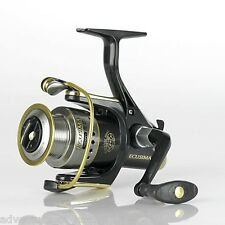 Ryobi Ecusima 3000Vi Fishing Spinning Reel With Extra Plastic Spool
