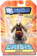 "DC Universe Infinite Heroes Crisis HUSH 3.75"" Action Figure 2008"
