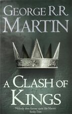 A Clash of Kings: Book 2 of A Song of Ice and Fire by George R. R. Martin (Paper