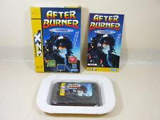 AFTER BURNER COMPLETE Mega Drive Super 32X Import JAPAN Video Game md