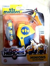 The Bridge Direct Flying Heroes Mini Despicable Me Minions Figure