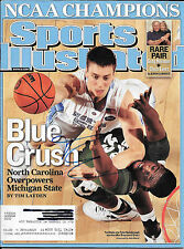 **GFA Sports Illustrated * TYLER HANSBROUGH * Signed SI Magazine RW1 COA**