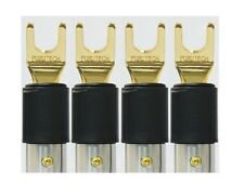 FURUTECH Y plug (1 set 4 units ) FT-211-G gold plated from Japan