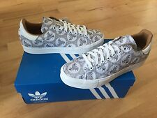 ADIDAS Stan Smith Vulc Mens Trainers, Grey/White - Size 7