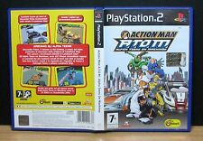 ACTION MAN ATOM ALPHA TEENS ON MACHINES PS2 PlayStation 2 PAL - Italiano - Usato