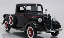 Pickup Truck Ford A 1 Rare Classic V8 t 1930s F150 Carousel Black Model Car 18