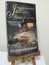 Jane and the Barque of Frailty by Stephanie Barron (Paperback, 2007)