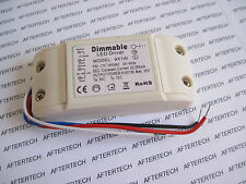 DRIVER DIMMERABILE DIMMABILE LED 6 7 8 9 x 1w  INPUT 100~260V VARIATORE LUCE D20