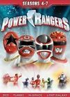 POWER RANGERS: SEASON 4-7 (Alyssa Allure) - DVD - Region 1 Sealed