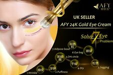 24K Gold Eye Collagen Serum - Eliminates Dark Circles - Anti Aging