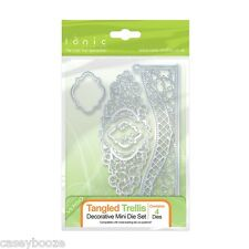 Tonic Studios Verso Die Set - Tangled Trellis - 1164E - New Out