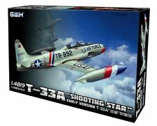 "1/48 Great Wall Hobby T-33A ""Shooting Star"" Early Version #4819"
