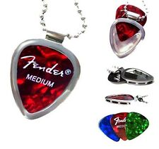 Original PICKBAY Guitar PICK Necklace SET New Guitar Player Gift Best Gift Ever!