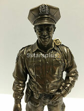 "Police Officer ""To Protect And To Serve"" Statue Sculpture Figurine"