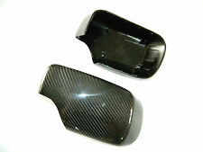 BMW E46 Carbon Spiegelkappen Spiegel Kappen Mirror Cover Replacements
