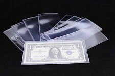 25 Heavy Duty Supersafe Modern Dollar Note Currency Sleeve Holders - SUPERSAFE