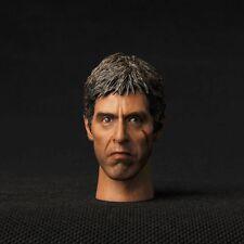 1:6 HEADPLay Model Toy Accessory Figure Scarface Al Pacino Tony Montana Man Head