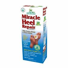 Miracle of Aloe Heel Repair Cream As Seen On TV Dry Cracked Calloused Feet/Heels