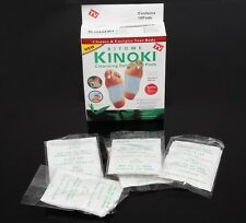 20pcs KINOKI DETOX PATCHES  foot pads, remove body toxins,  weight loss patch