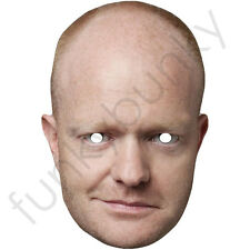 Jake Wood, Max Branning Celebrity Eastenders Card Mask.All Our Masks Are Pre-Cut