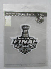 2014 NHL STANLEY CUP FINALS NEW YORK RANGERS OFFICIAL JERSEY PATCH EMBLEM