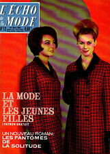 echo de la mode N°12 georgette coste 1963