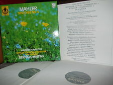 MAHLER: Symphony n°3   Forrester Amsterdam Haitink / Philips Holland stereo 2 LP