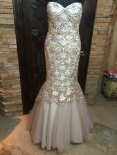 Sherri Hill Authentic Size 4 Mermaid Gown