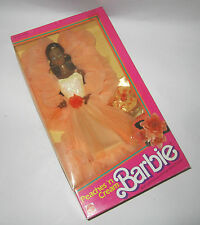Barbie Black African American Peaches 'n Cream 1984