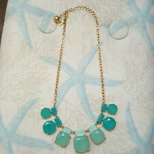 Kate Spade New York Green Stones Necklace NWOT- retail $98