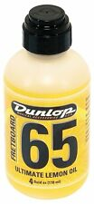 Dunlop Fretboard 65 Ultimate Limón Oil