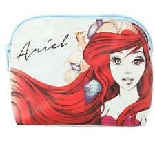 Disney Ariel The Little Mermaid Sketch Makeup Cosmetic Bag Gift New With Tags!