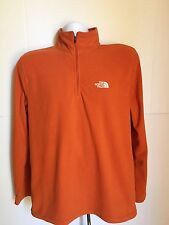 The North Face m mens Orange jacket Polyester
