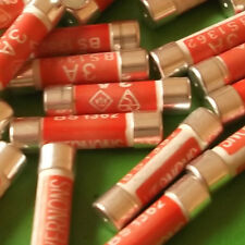 Plug Fuse Mains 13Amp Mixed Fuses 3 Amp 5 A 13 A Household x 30pcs or any mix