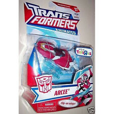 TRANSFORMERS ANIMATED Collection__Autobot ARCEE figure_Exclusive Limited Edition